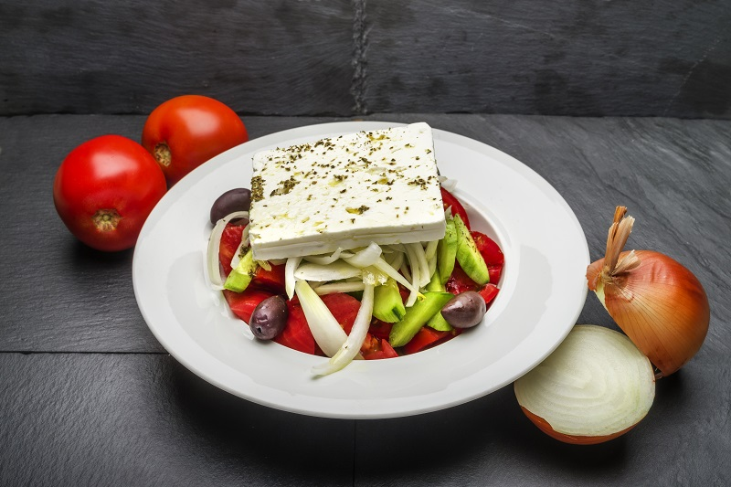 Greek Salad 1